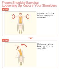 Pilates Chair Exercises Frozen Shoulder Exercises At Home Pilates For Shoulders Slism