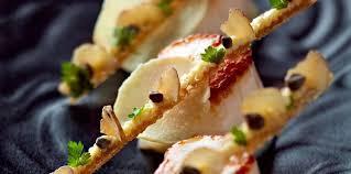 cuisine noix de st jacques noix de jacques rôties recette sur cuisine actuelle