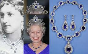 tiara collection 10 most amazing royal sapphire tiaras of all time