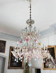 Antique Glass Chandelier 379 Best Antique Candlestick Chandelier Etc Images On Pinterest