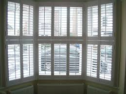 nw6 kilburn bay window shutters use tier on tier style for rustic feel