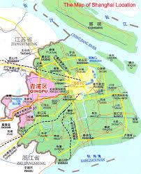 Shanghai China Map by Shanghai Maps Shanghai Street Map Subway Map Airport Map