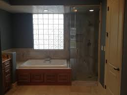 bathroom cream veneer with white acrylic corner whirlpool tub most seen images in the elegant corner tub shower combo for minimalist bathroom interior gallery