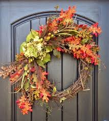 fall wreaths creative fall decorating ideas for a grapevine wreath