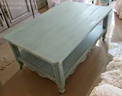 Country Coffee Table by Isabelle Thornton