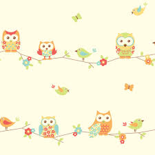 fun4walls owl wallpaper owl wallpaper and nursery
