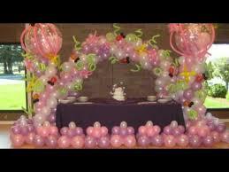 balloon wedding centerpieces youtube
