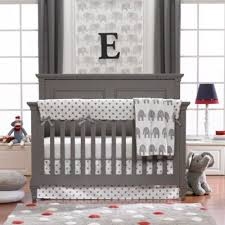 All White Crib Bedding Elephant Crib Bedding From Buy Buy Baby