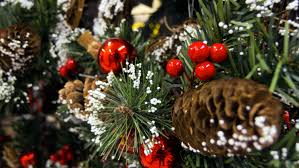 christmas tree decorations free stock images by libreshot
