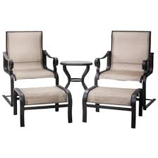 Sling Outdoor Chairs 5 Piece Sling Patio Furniture Set Just 164 50 Reg 329