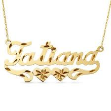 gold name plates 101 best name plate jewelry images on name necklace