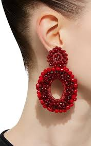 big earing unique style big earring design womenitems