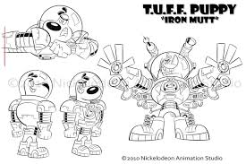 coloring download tuff puppy coloring pages tuff puppy coloring