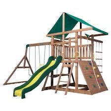 slides playsets u0026 swing sets the home depot