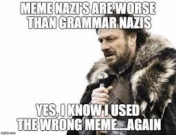 Nazi Meme - meme nazi