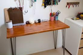 Diy Desk Legs Diy Desk