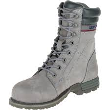 womens work boots near me caterpillar s echo waterproof steel toe boots bob s stores