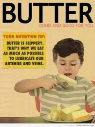 Good For You Meme - butter is good for you thinknsmile com