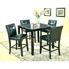Dining Room Chairs Set Of 4 Hideaway Dining Table And Chairs Glass Dining Table And