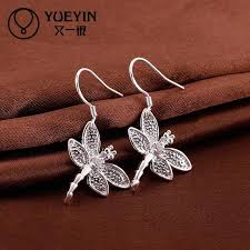 accessories new design silver plated jewelry s earrings