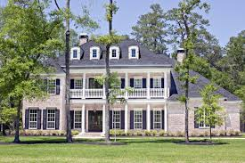 plantation style house plantation house plans home with porches southern baton rouge