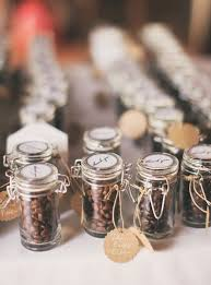 coffee wedding favors 5 delicious diy wedding favors your guests will kitchn