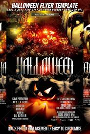 Top 30 Great Halloween Party Flyer Templates Download Flyer Templates