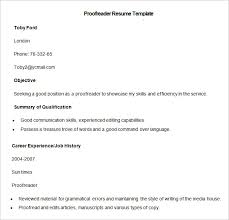 Example Of Best Resume Format by Media Resume Template U2013 31 Free Samples Examples Format