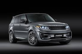 range rover modified startech range rover sport widebody kit modified autos world blog