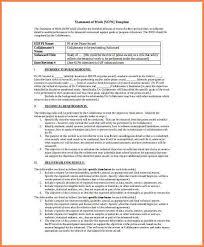 5 example statement of work statement synonym
