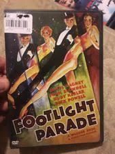 parade dvd footlight parade dvd ebay
