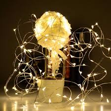 small christmas lights battery operated led copper wire string light fairy lights small battery operated