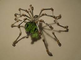 192 best beaded spiders spiders and beaded webs