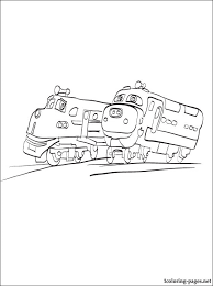 wilson brewster koko chuggington coloring coloring
