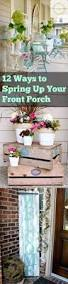 Easter Decorations For Front Porch by 120 Best Spring Images On Pinterest Spring Time Spring