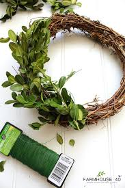 preserved boxwood wreath diy preserved boxwood wreaths farmhouse 40