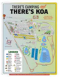 Greenville Sc Zip Code Map Gaffney South Carolina Campground Spartanburg Ne Gaffney Koa