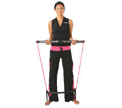 Chair Gym Com Hsn Chair Gym Exercise System With Twister Seat Workout Ball