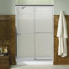 Fluence Shower Door K 702208 L Abv Mx Shp Kohler Fluence 47 63 X 70 31 Bypass Shower