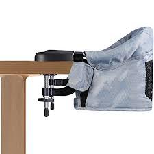 sediolina da tavolo seggiolino da tavolo per bambini con sistema di cintura a 5 punti