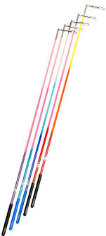 ribbon sticks pastorelli shaded ribbon stick with glitters rhythmic ribbon