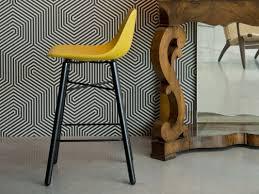 Black Backless Counter Stools Orange Green White Black Gray Backless Stools Colorful Kitchen Bar