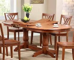Butterfly Leaf Dining Room Table by Round Butterfly Leaf Table