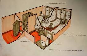floor plan of the secret annex a good layout of anne s house sims pinterest anne frank
