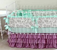 best 25 purple crib bedding ideas on pinterest baby