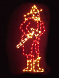 how many feet of christmas lights for 7 foot tree firefighter christmas lights community post firefighter christmas