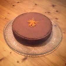 gluten free chocolate and orange cake the of balance