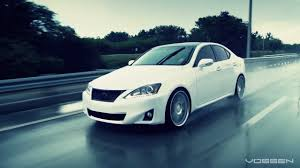 lexus vossen wheels lexus is 250 on 20