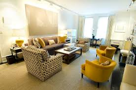 Gray And Yellow Accent Chair Velvet Mustard Yellow Accent Chair Design Ideas