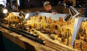 utah model railroad show opens at thanksgiving point the salt